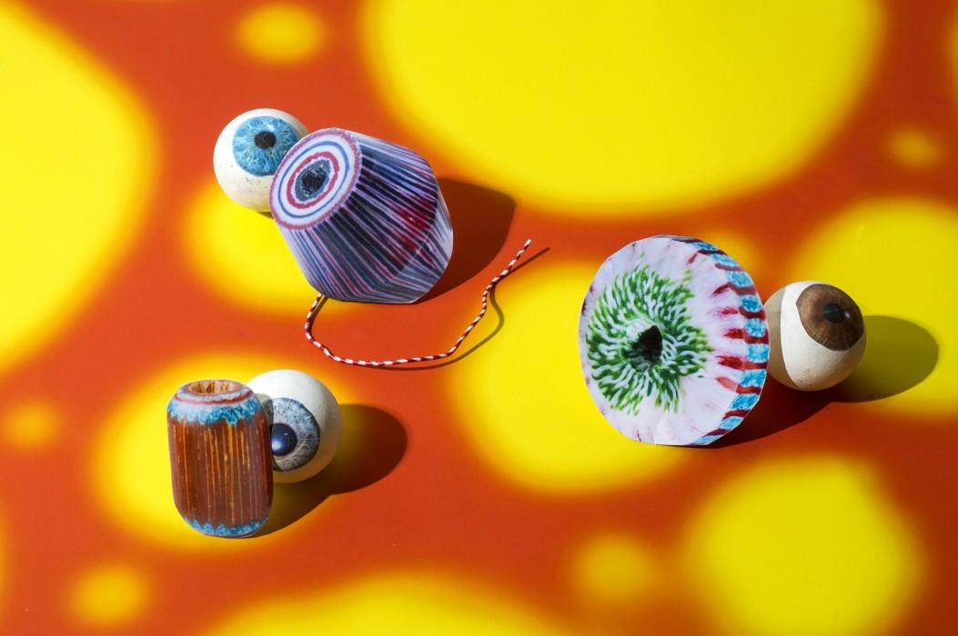 Jewellery by Esther Suárez Ruiz